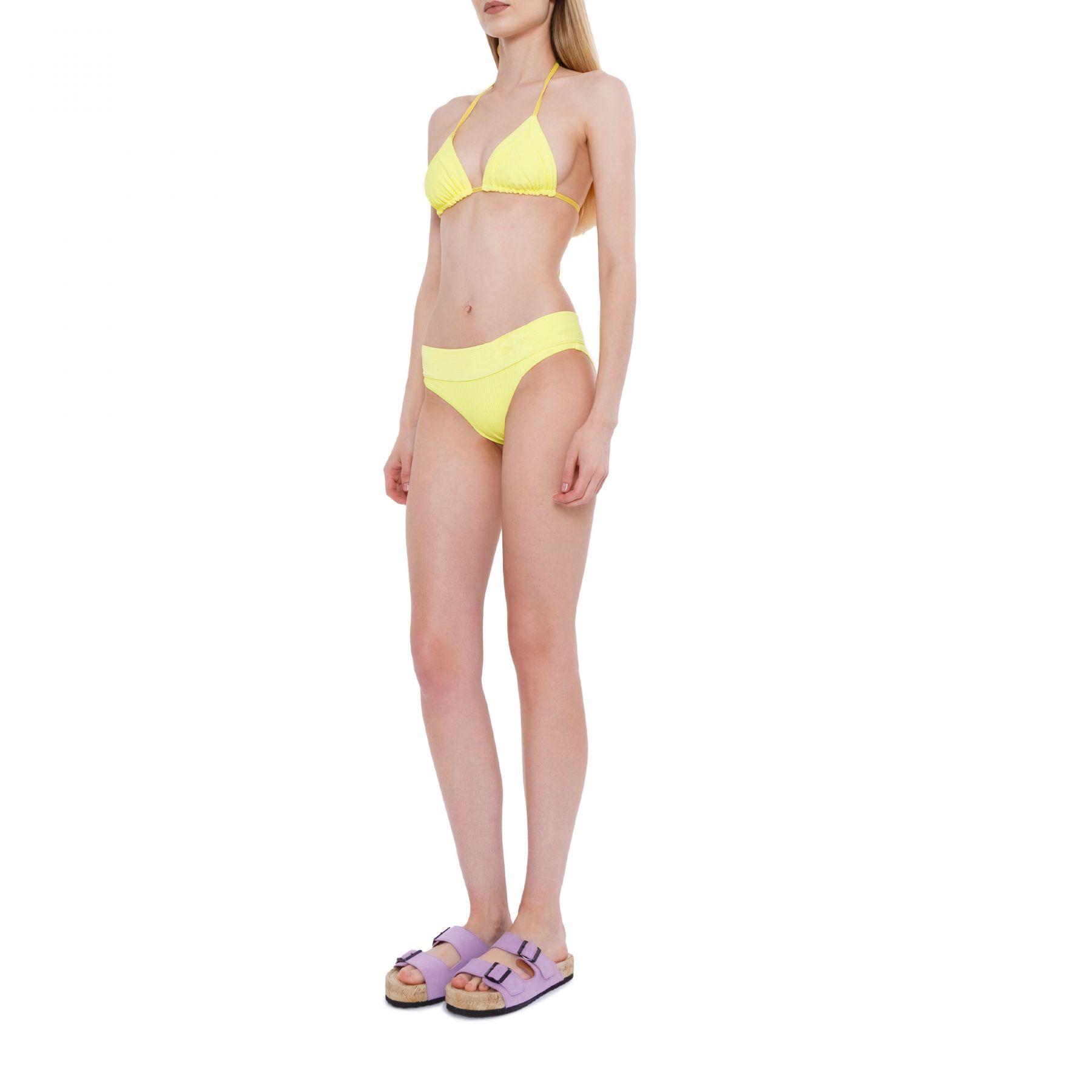 Лиф Frankie's Bikinis Sky желтый