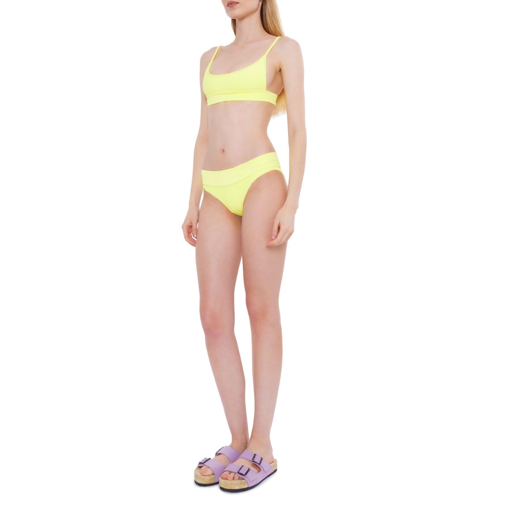 Купальник Frankie's Bikinis Gavin желтый