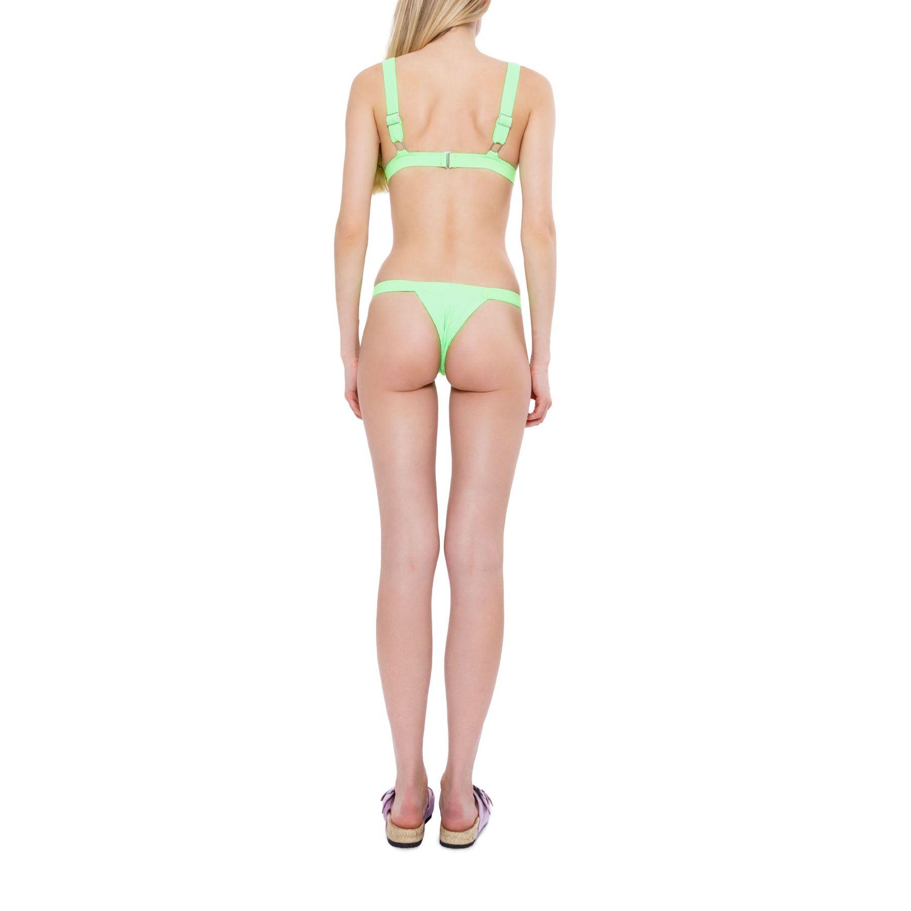 Купальник Frankie's Bikinis зеленый