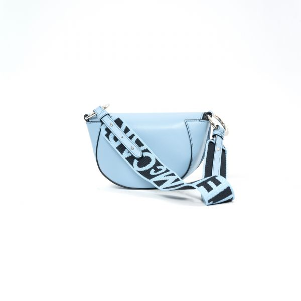 Сумка Stella McCartney Stella Logo голубая