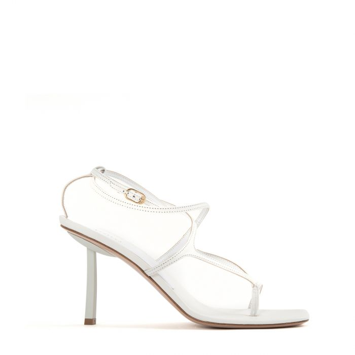 Босоножки Le Silla Jodie белые