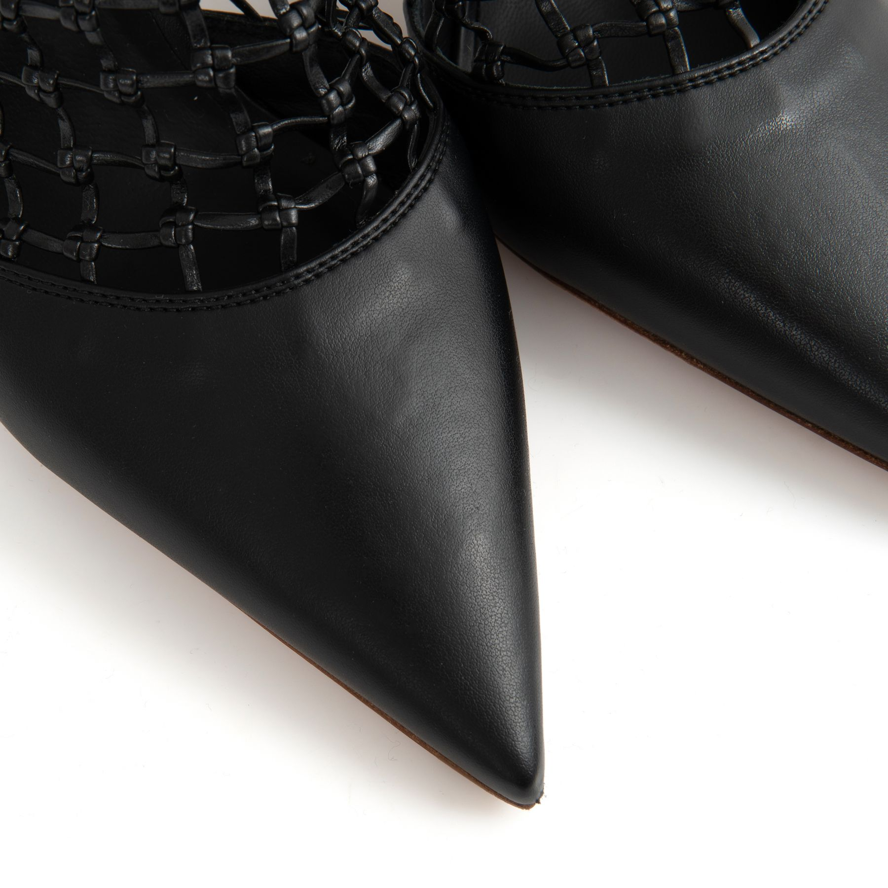 Ботильоны Le Silla Vanessa черные