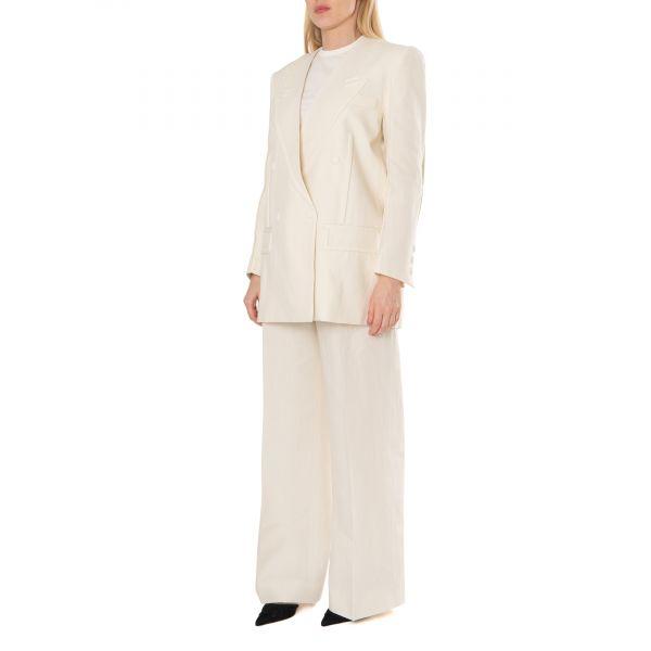Пиджак Fendi белый