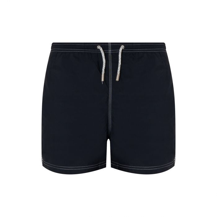 Шорты для плавания Bertolo Cashmere темно-синие