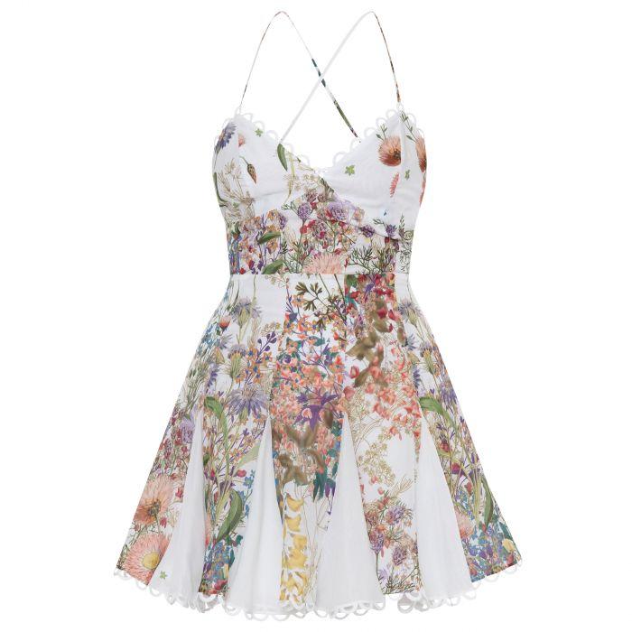 Платье Charo Ruiz Marlene разноцветное