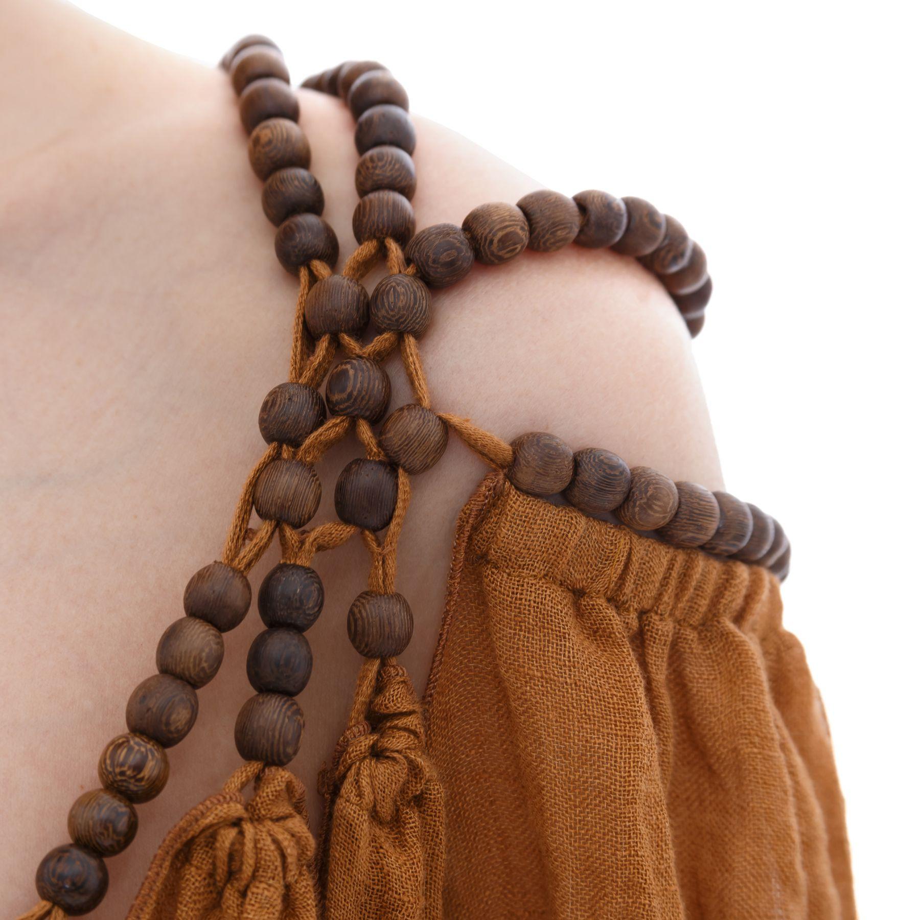 Платье Alberta Ferretti коричневое