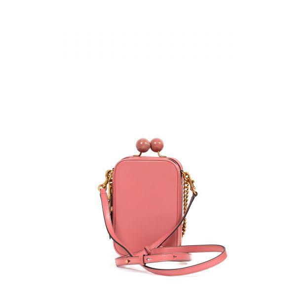 Сумка Marc Jacobs The Vanity Bag розовая