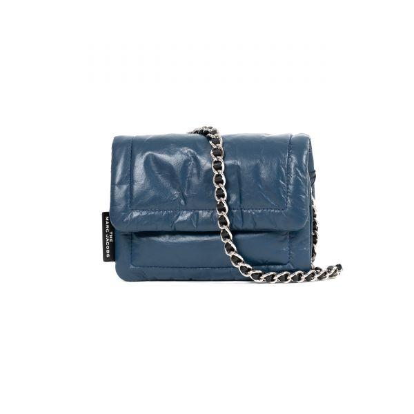 Сумка Marc Jacobs The Mini Pillow синяя
