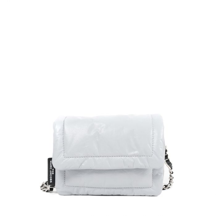 Сумка Marc Jacobs The Mini Pillow серая