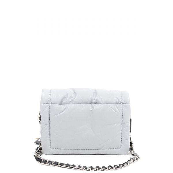 Сумка Marc Jacobs The Mini Pillow серая