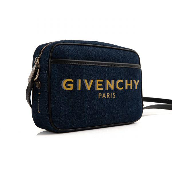 Сумка Givenchy Bond Camera синяя