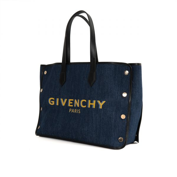 Сумка Givenchy Bond Medium синяя