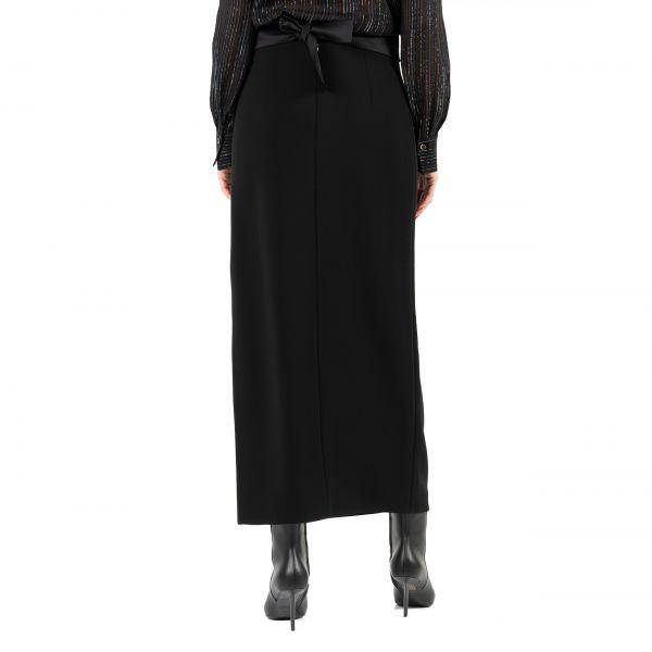Юбка Magda Butrym черная