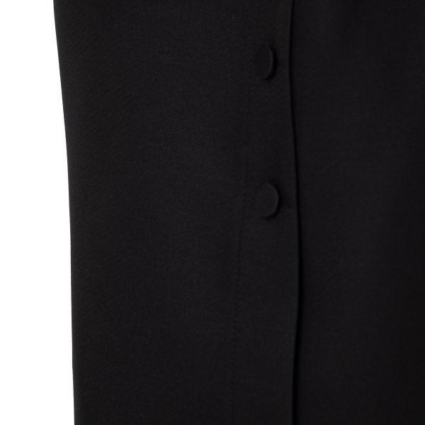 Юбка-карандаш Fendi черная