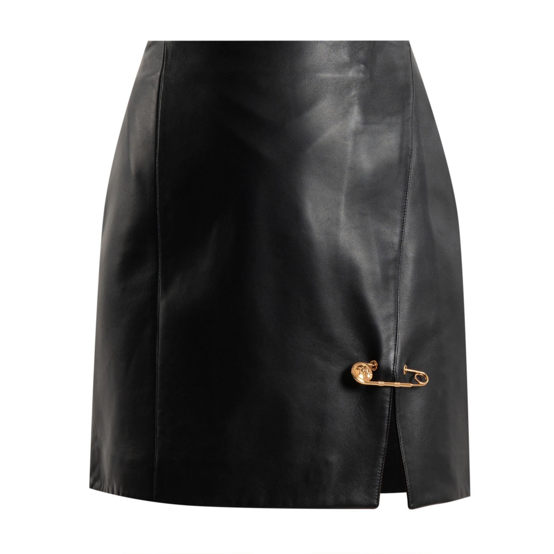 Юбка Versace черная