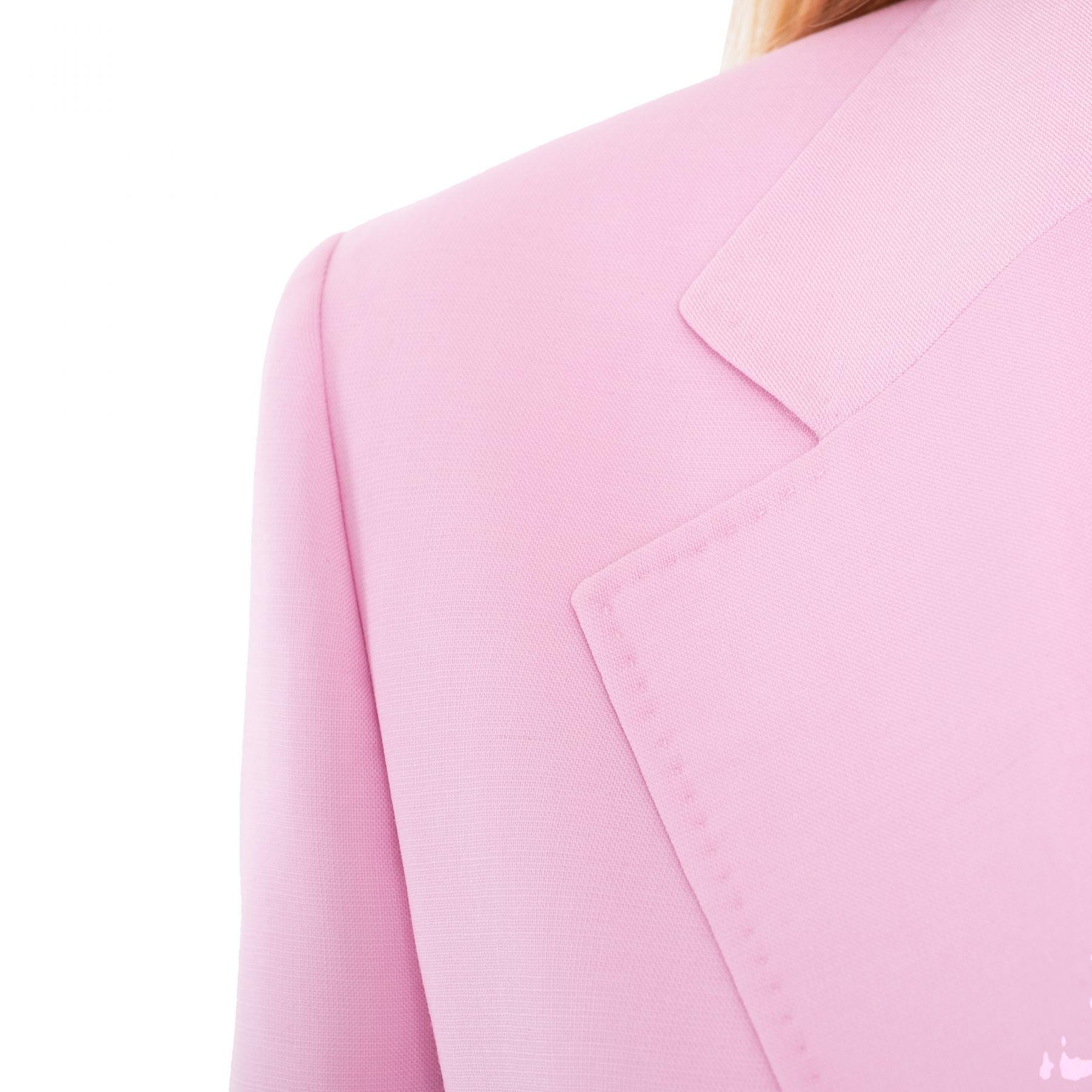 Жакет  Versace розовый