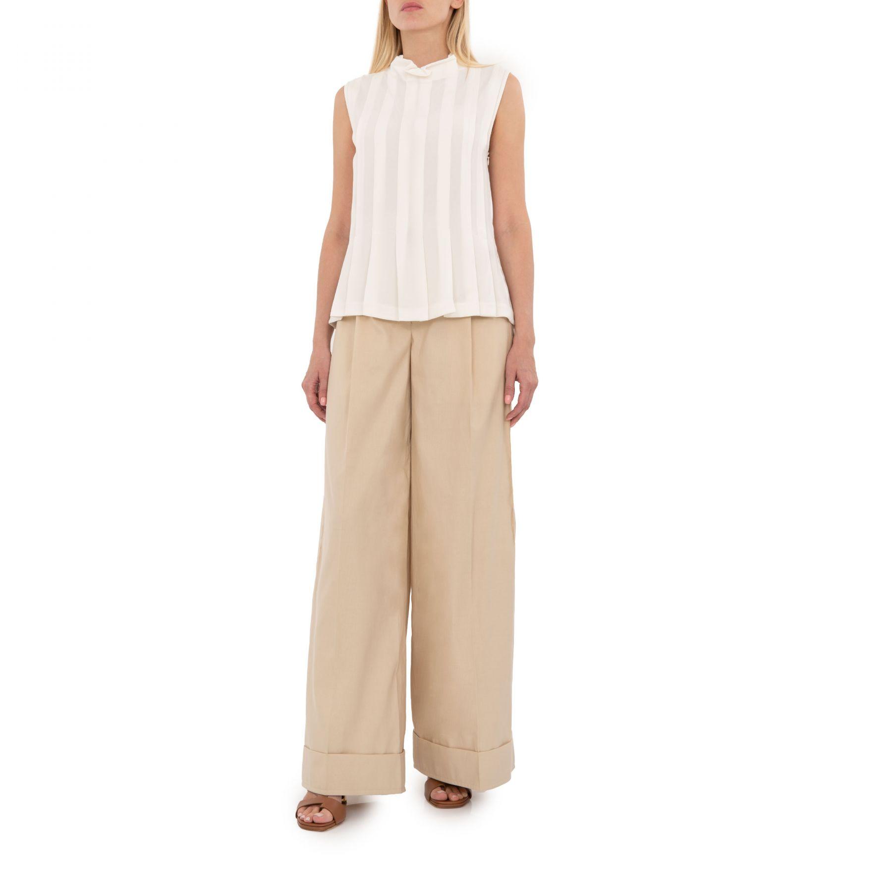 Блуза 3.1 Phillip Lim белая