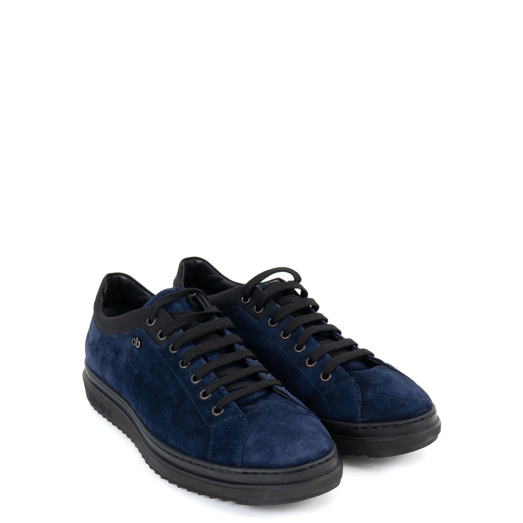 Сникеры Aldo Brue темно-синие