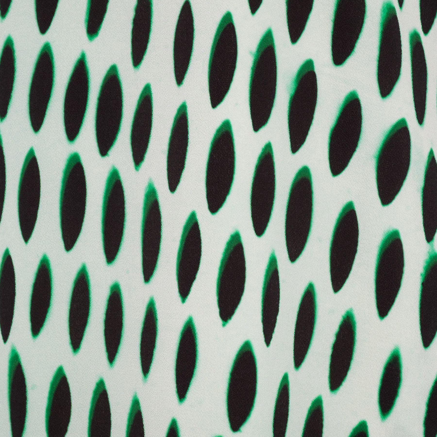 Платье Dries Van Noten разноцветное
