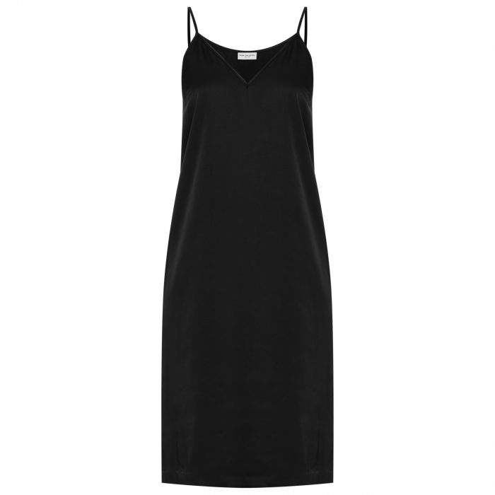 Платье Dries Van Noten черное
