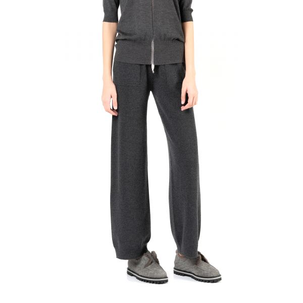 Спорт. брюки Lorena Antoniazzi темно-серые