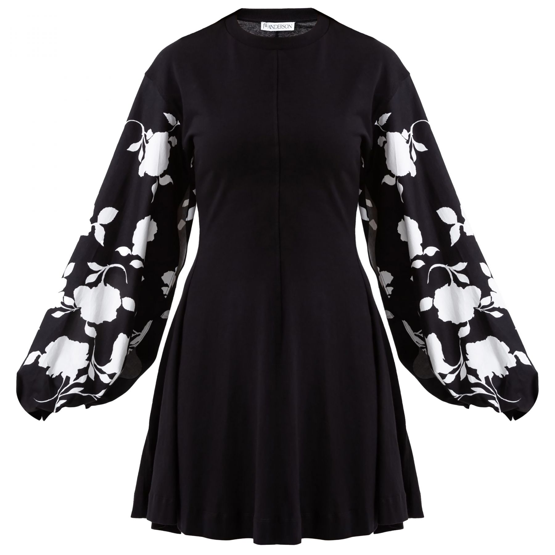 Платье J.W.Anderson черное
