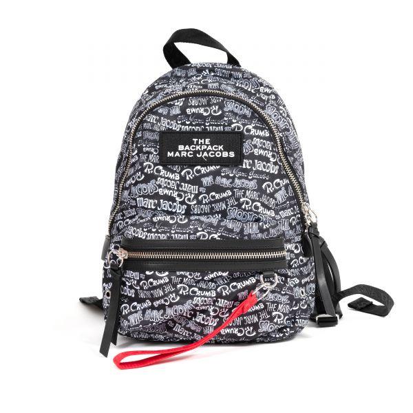 Рюкзак Marc Jacobs черный