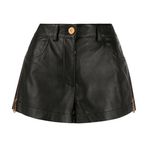 Шорты Versace черные