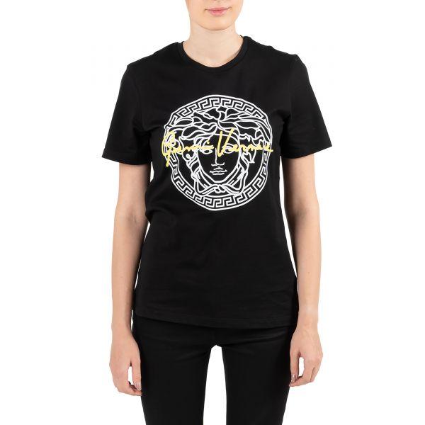 Футболка Versace черная