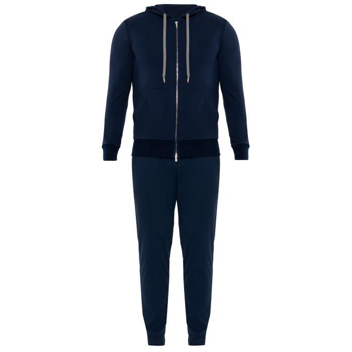 Спортивный костюм Marco Pescarolo темно-синий