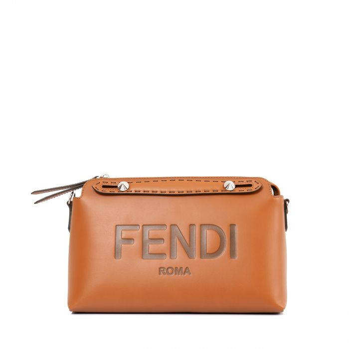 Сумка Fendi BY THE WAY рыже-коричневая