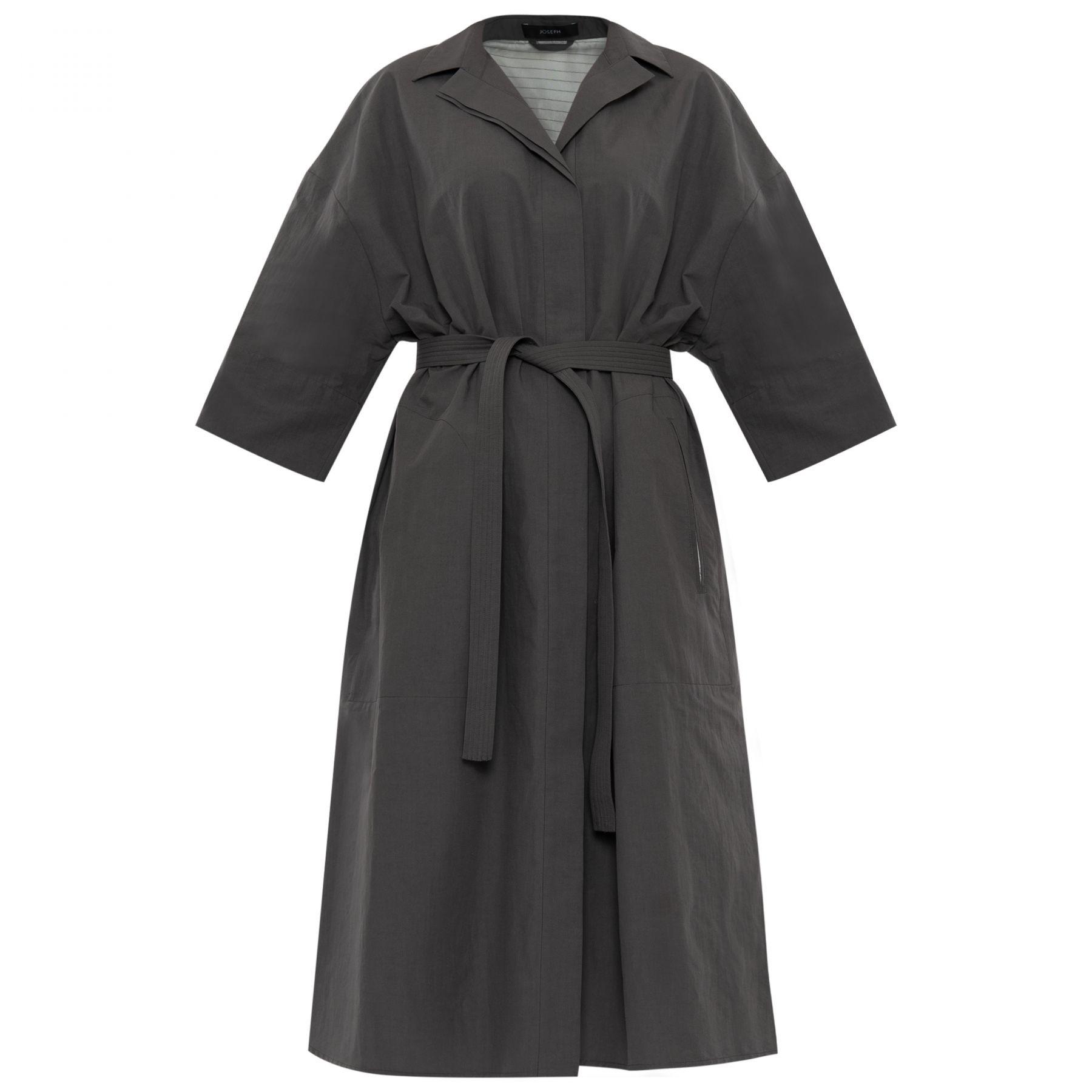 Платье Joseph Ramie темно-серое