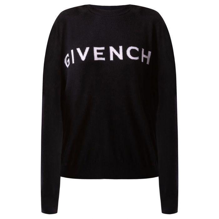 Свитер Givenchy черный