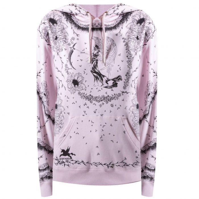 Худи Givenchy розовое