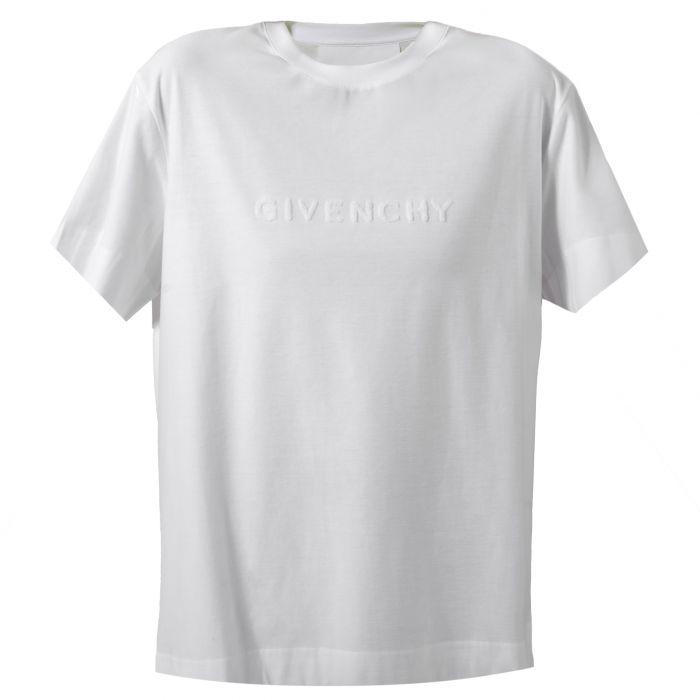 Футболка Givenchy белая