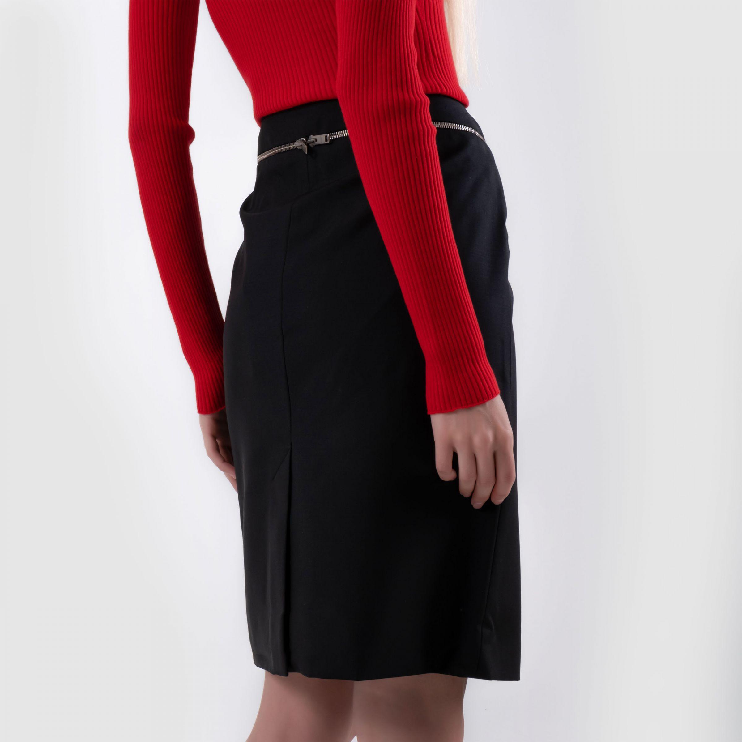 Юбка Givenchy черная