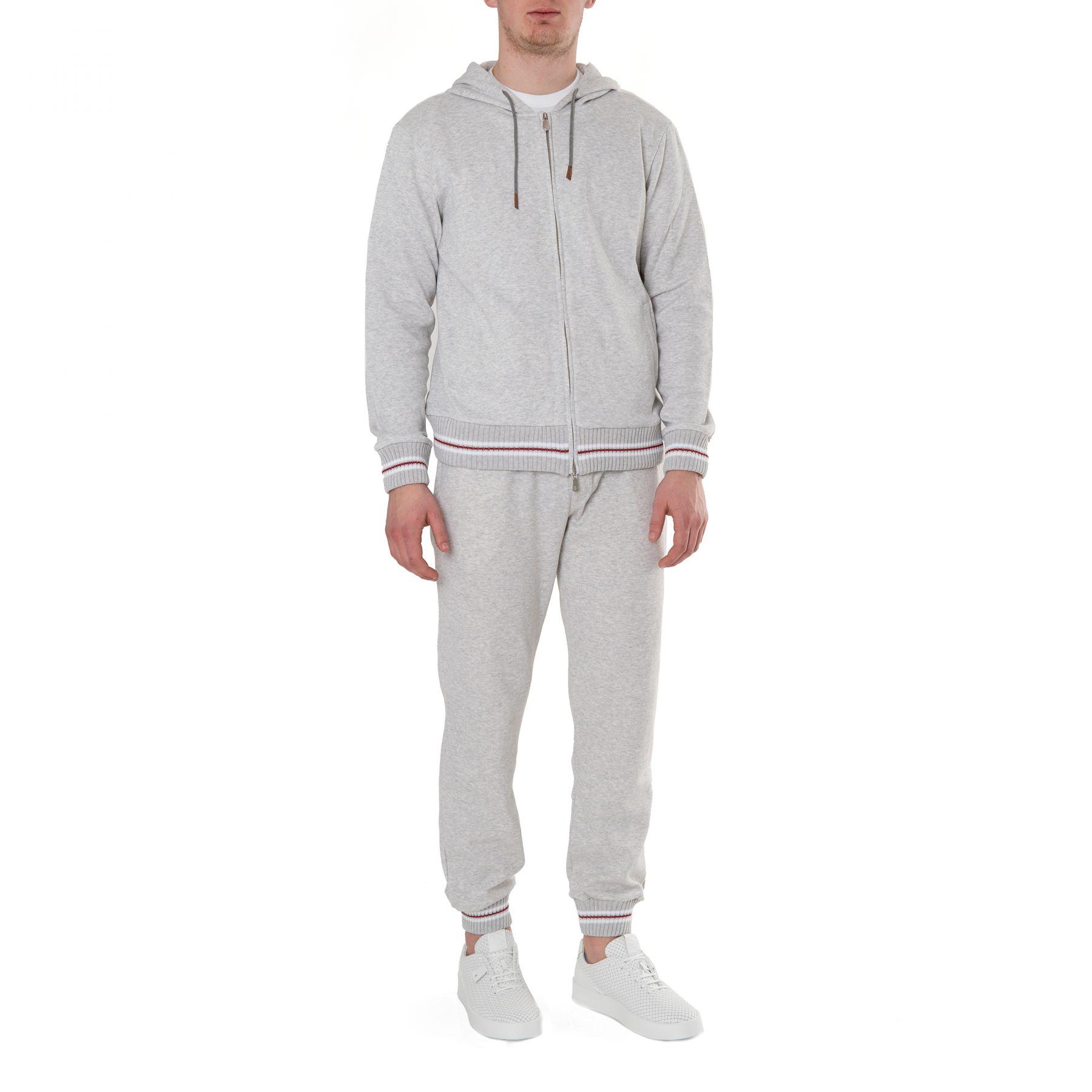Спортивный костюм Eleventy серый