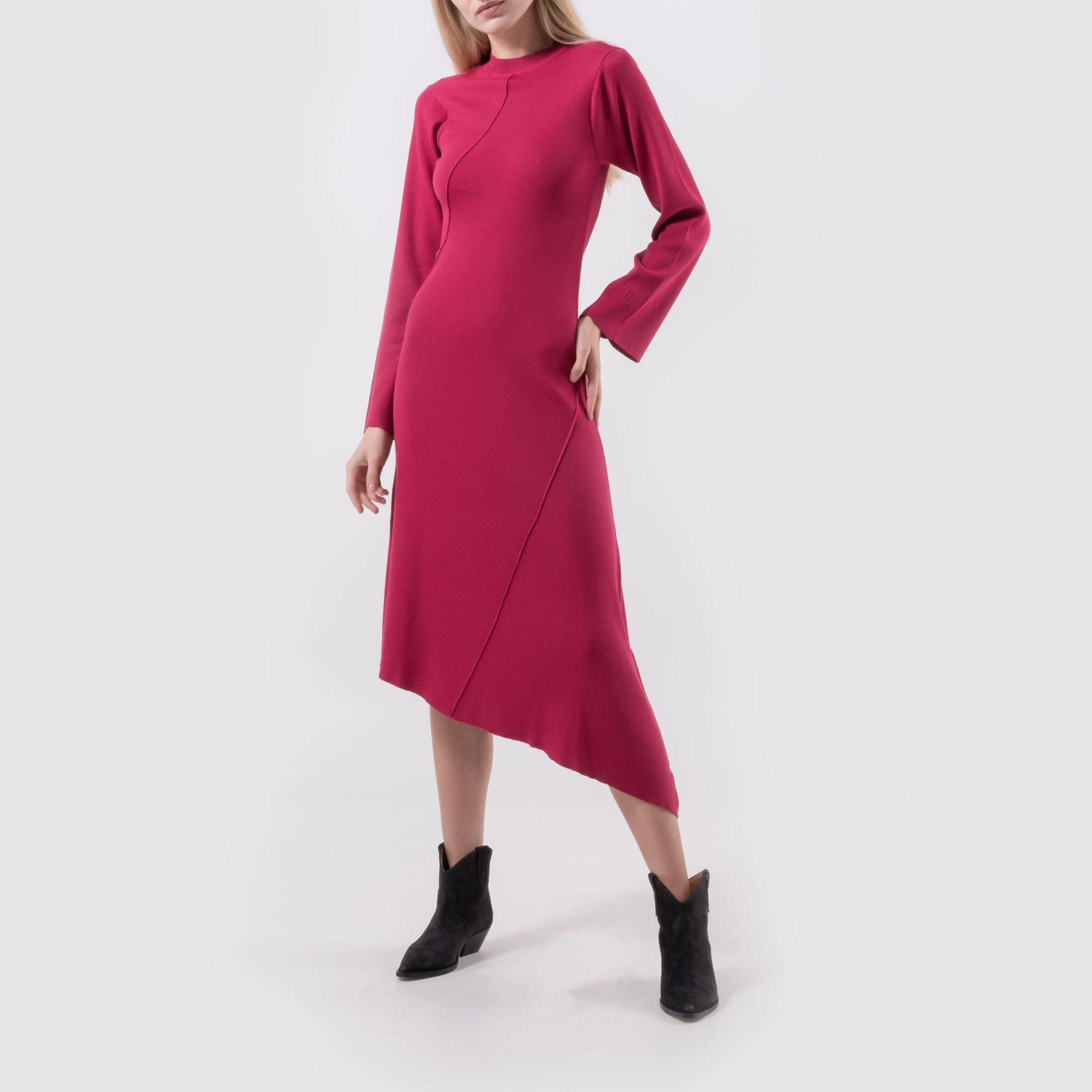 Платье Kenzo фуксия