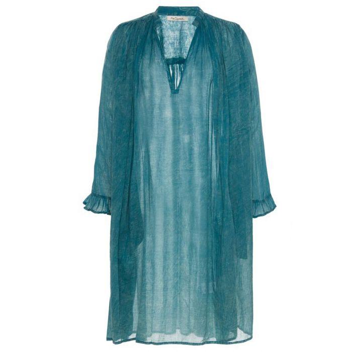 Платье Mes Demoiselles голубое