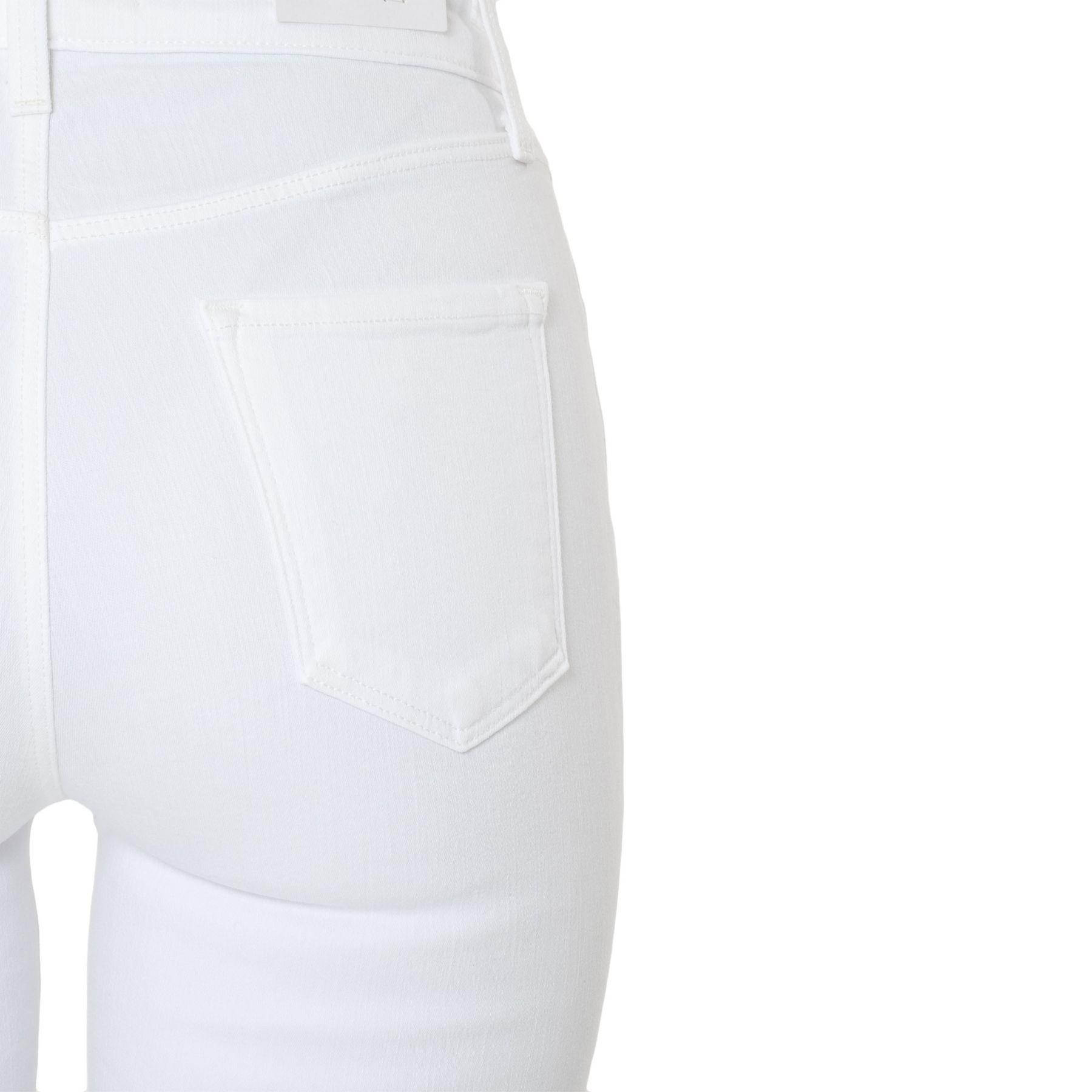 Джинсы J Brand белые