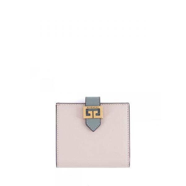 Портмоне Givenchy GV3 пудровое