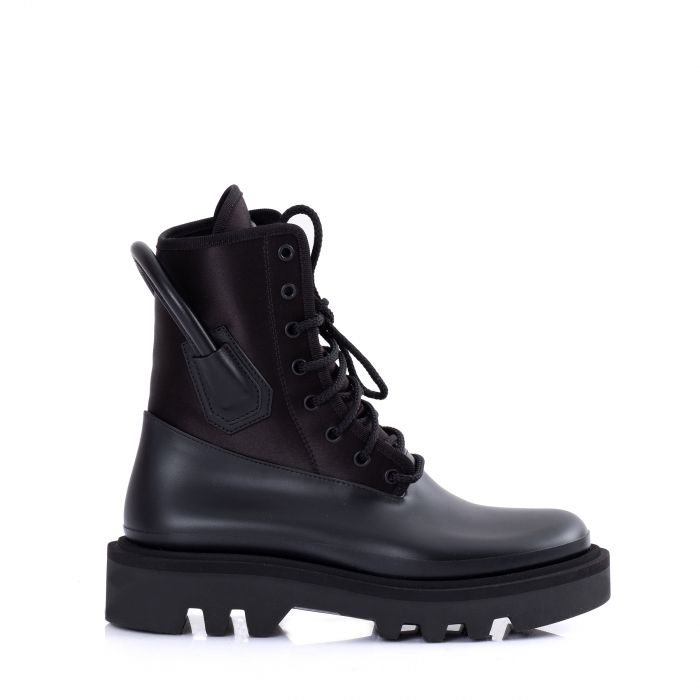 Ботинки Givenchy черные