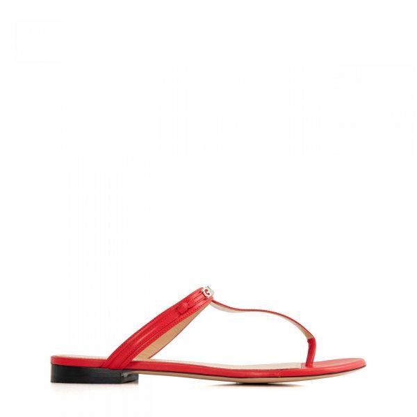 Сандалии Givenchy красные