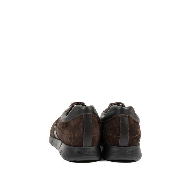 Сникеры A. Testoni коричневые