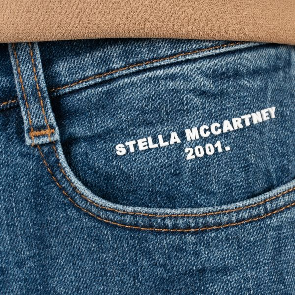 Джинсы Stella McCartney синие