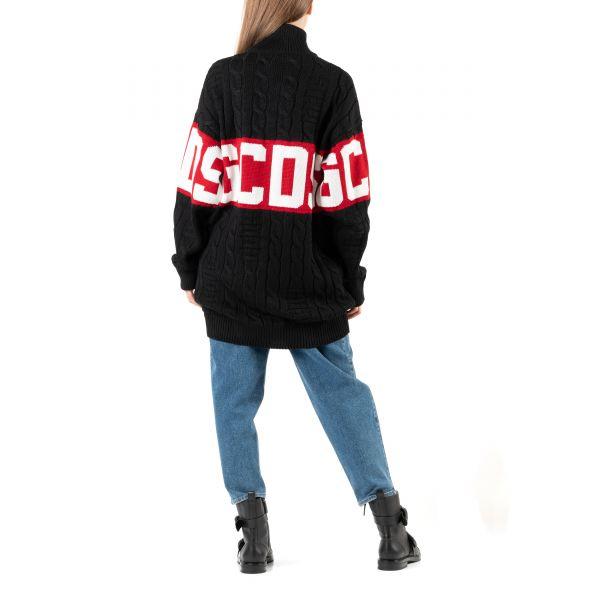 Свитер GCDS черный