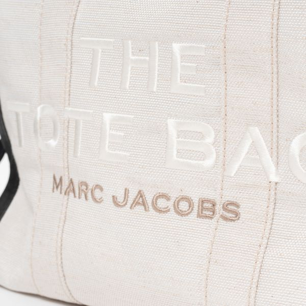 Сумка Marc Jacobs The Travel бежевая