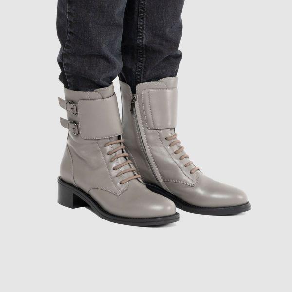 Ботинки Le Silla Jessi  серые