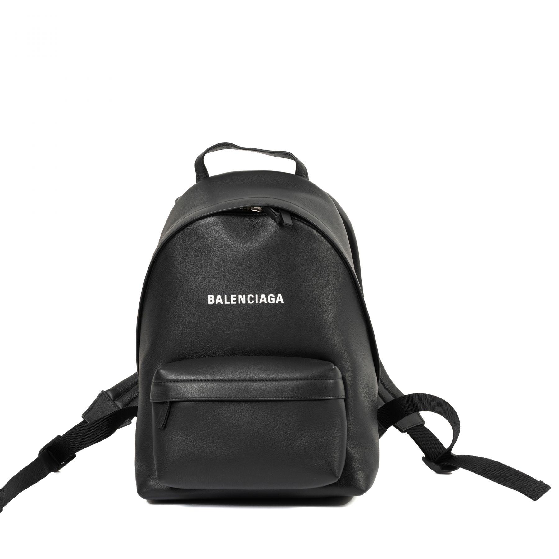 Рюкзак Balenciaga Everyday Small черный