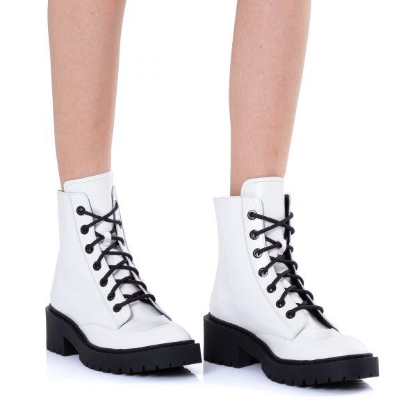 Ботинки Kenzo Pike белые
